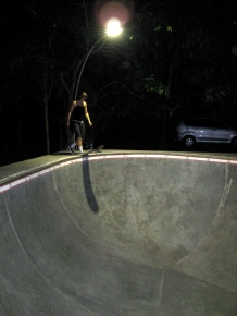 faye middleton, sanur bowl
