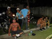 motorbikes...main transpo.